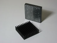 Heatsink Brooches 1